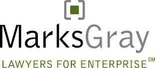 Marks Gray Lawyers for Enterprise Banner