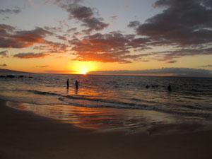Keawakapu Sunset