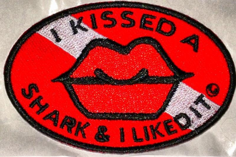 I kissed a shark