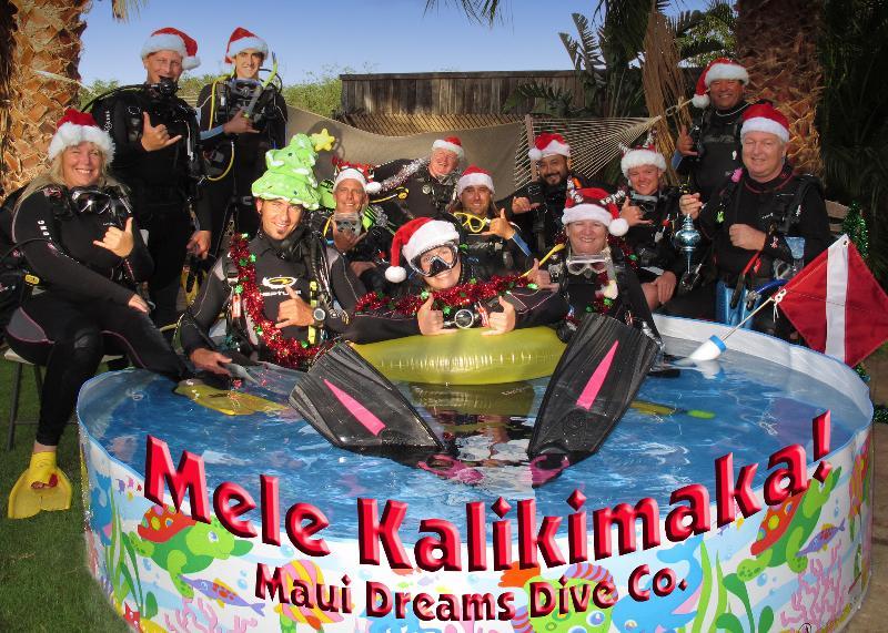 Maui Dreams Kalikimaka