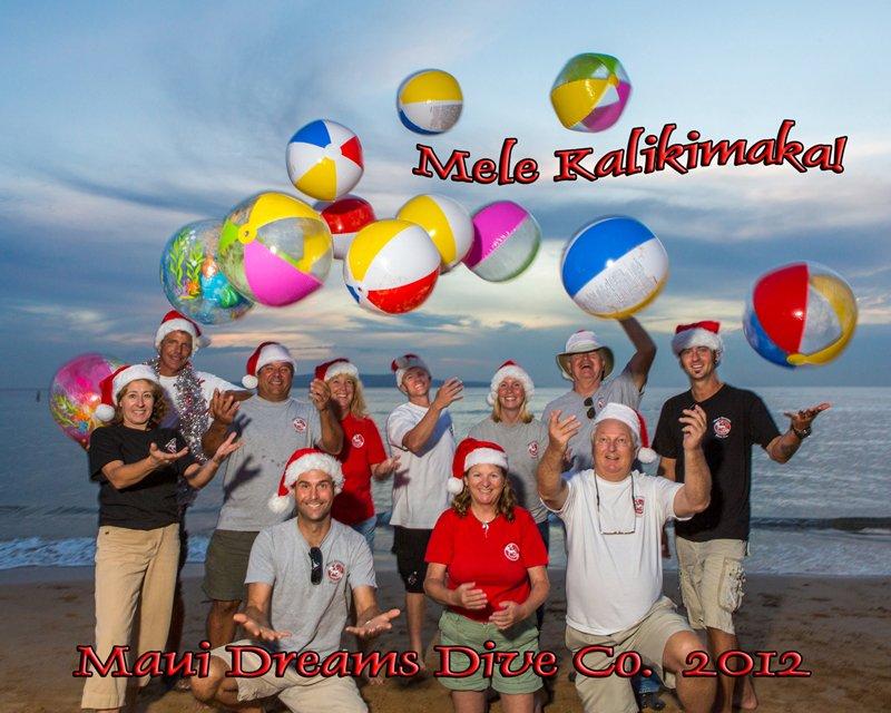 2012 Holiday Shot