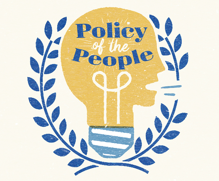 Policy. Of the People.