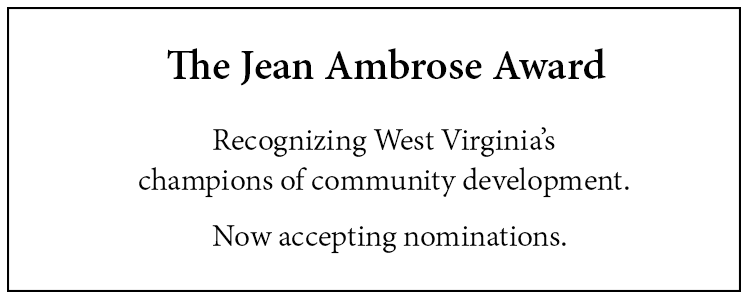 Jean Ambrose Award. Now accepting nominations.