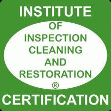 iicrc cetification logo