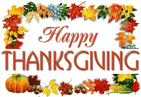 happy thanksgiivng