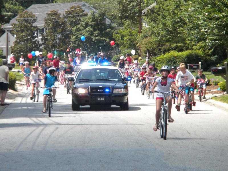 2012 4th Parade