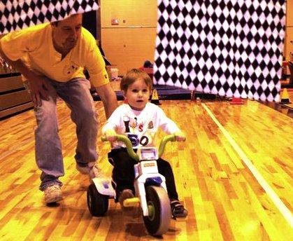 Nursery School Olympics