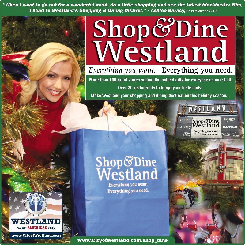 Shop and Dine Westland