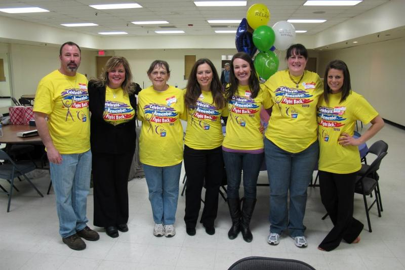 Relay for Life Kick Off 2012