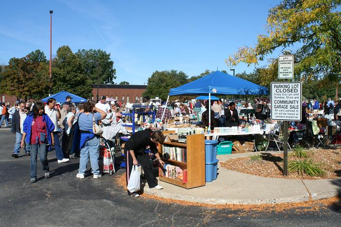 Community Garage Sale