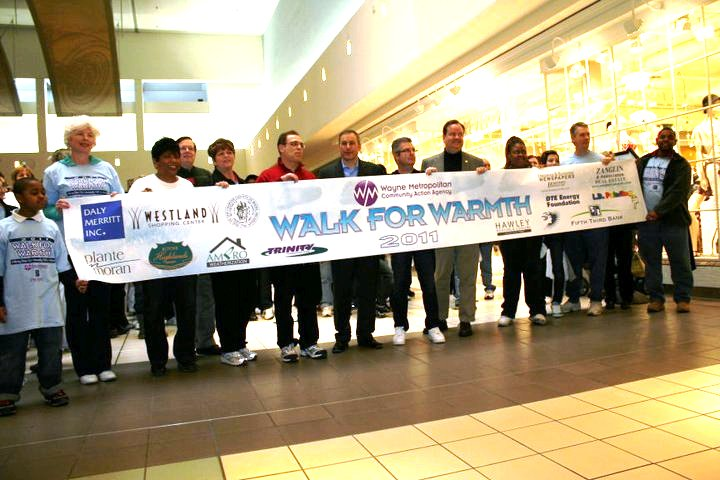 Walk for Warmth