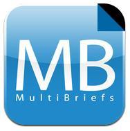 Multibriefs Logo