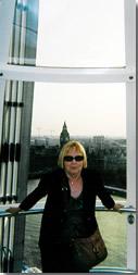 Barbara at Big Ben