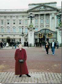 Barbara at Buckingham