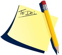 To Do Note