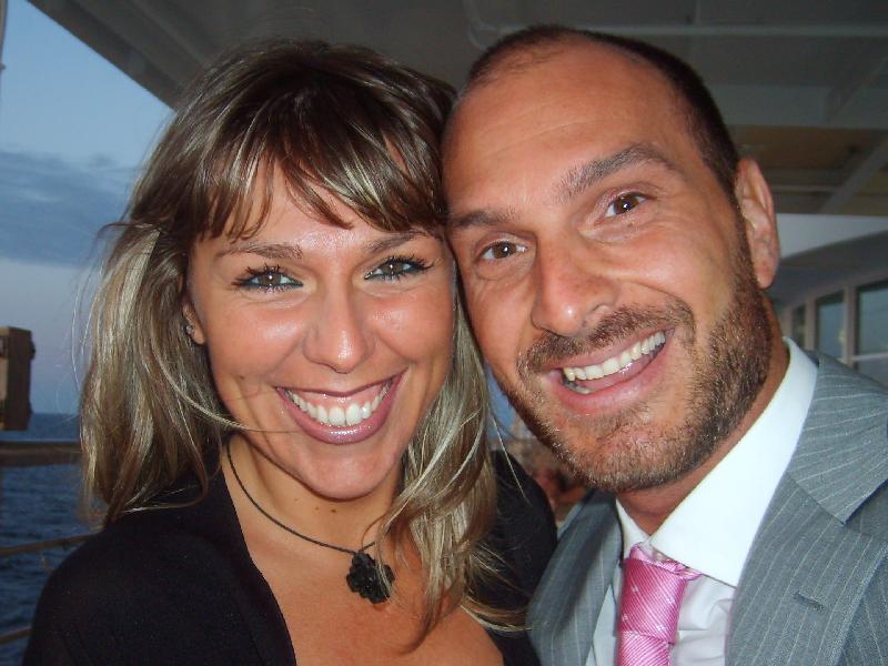 Michela e Fabio