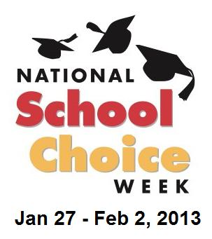 School Choice Week 2013