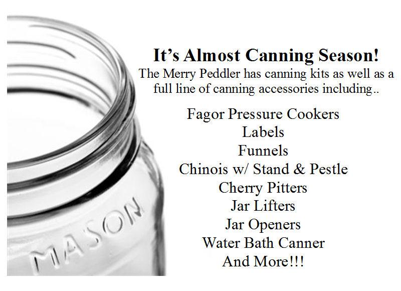 Canning Season!
