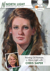 Painting Oil Portraits in Warm Light