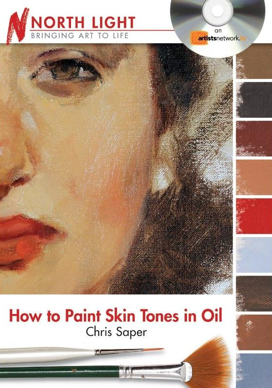 DVD How to Paint Skin Tones in Oil