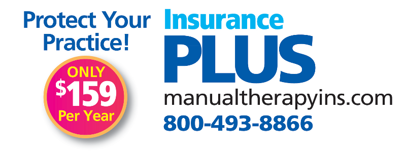 Manual Therapy Insurance Plus