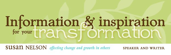 Information & Inspiration for Your Transformation