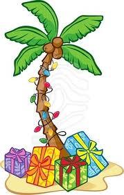 Hawaiian Christmas Palm