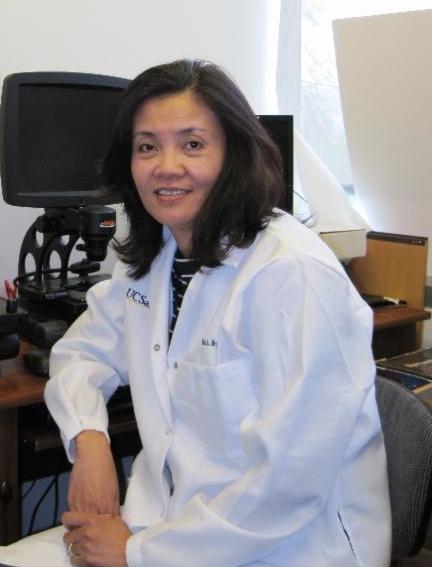 Dr. Ru Liu Sitting