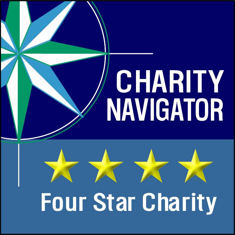 Charity Navigator 4 Star