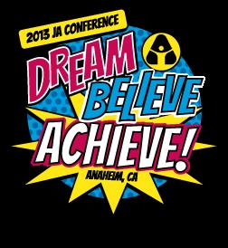 JA Conference Logo