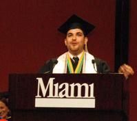 Correa Graduation