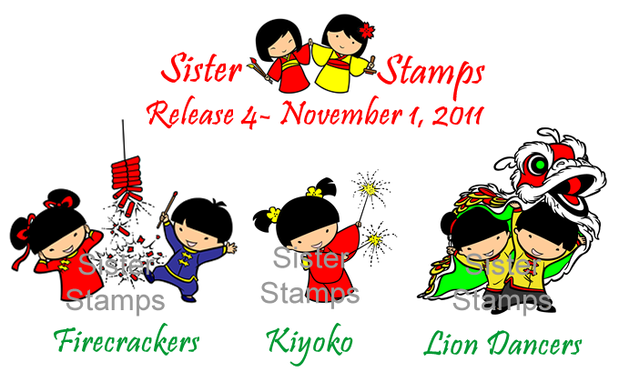 Sister Stamps Release 4