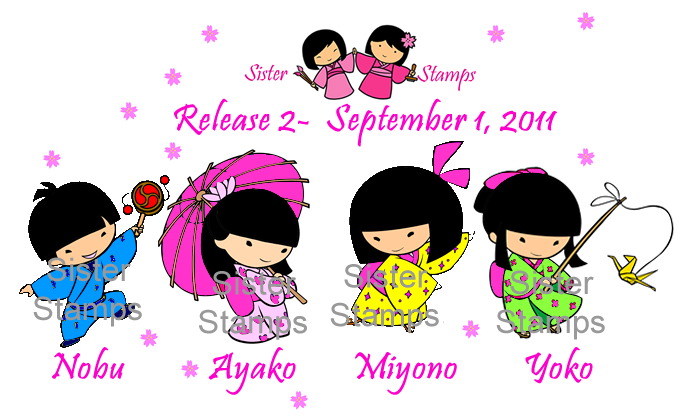 sister stamps 2nd release pic