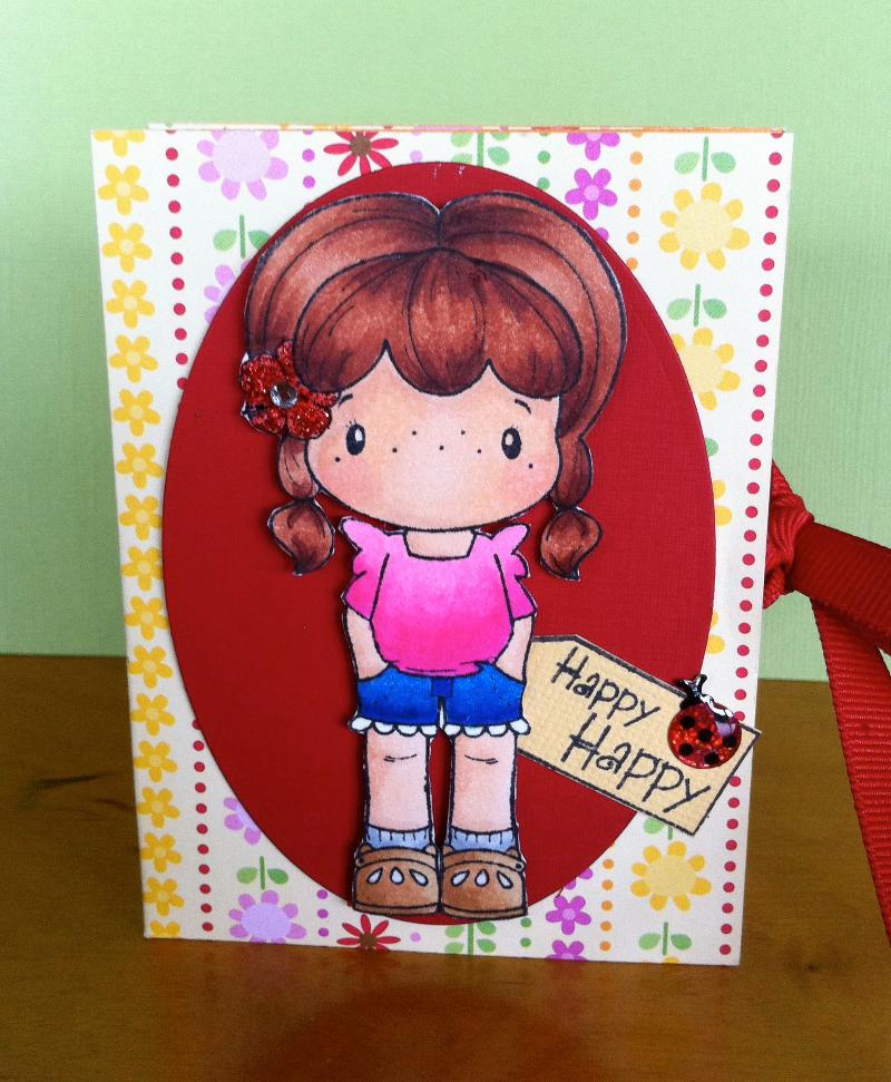 Accordion gift card cover