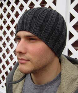 Knitting Pattern For Men s Stocking Cap : Ravelry- For Great Free Patterns too!