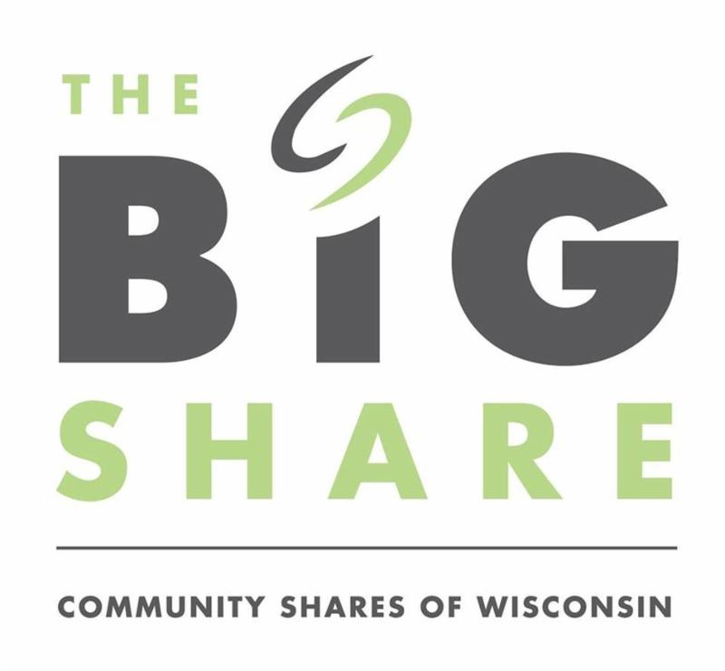 The Big Share Logo