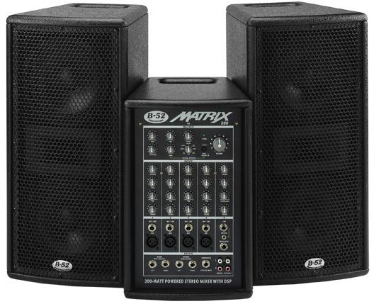 matrix 200 system