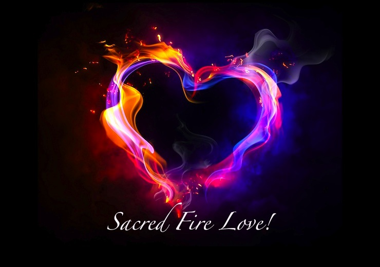 sacred fire love