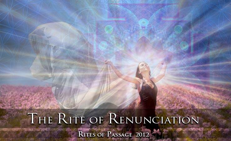 The Rite of Renunciation 2580