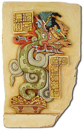 quetzal-maya