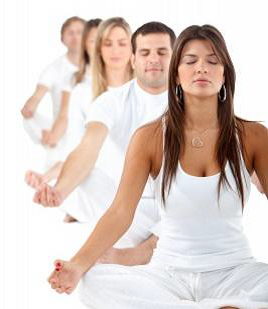 MeditationWhite