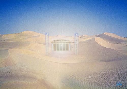 Retreat Arabia