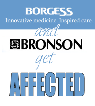 Borgess and Bronson Get AFFECTED