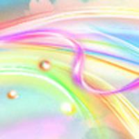 Rainbow of Ribbons