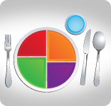 My Plate Icon