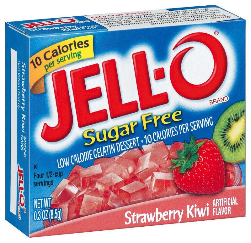 Sugar-Free Jell-O
