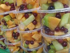 Melon & Fruit Salad
