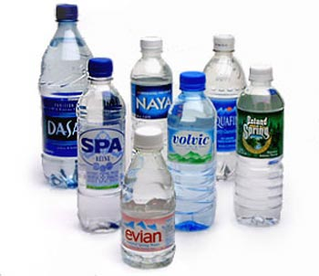 Assorted Bottled Water