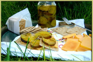 Pickle & Cheese Picnic