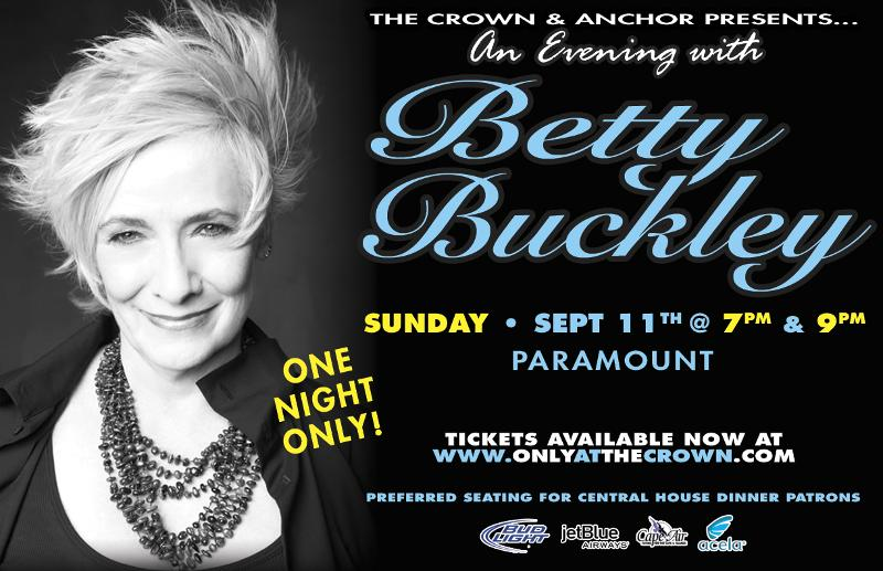 Betty Buckley 2011